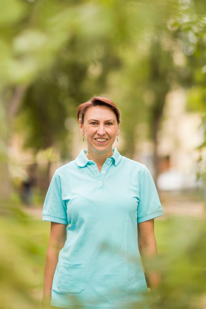 Sabine Schmitt Zahnmedizinische Fachangestellte