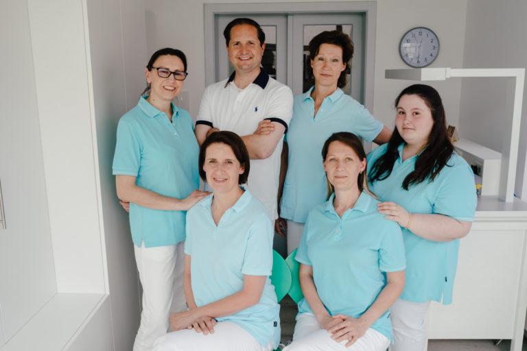 Praxisteam Dr. Ziebarth in Erlangen